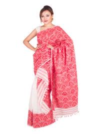 Gorgeous Gamusa Design Mekhela Chador