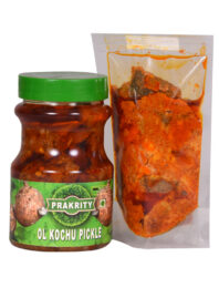 Elephant Foot Yam pickle