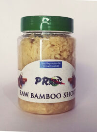 Raw bamboo shoot